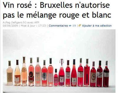 Bruxelles-vin-rose
