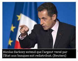 Sarkozy-argent_banque_doit_être_redistribué-octobre2008
