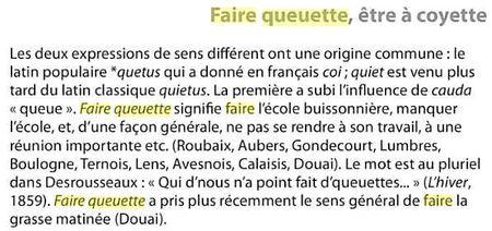 Faire_queuette