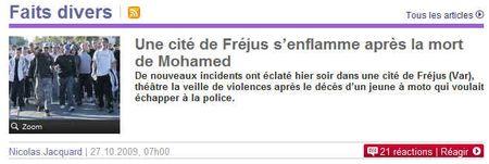Mohamed-Fréjus-Le_Parisien-27_octobre_2009