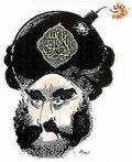 Caricature-mahomet-bombe