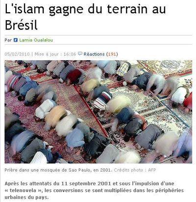 Islam-bresil
