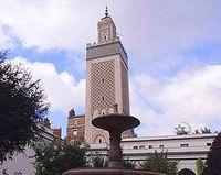 Minaret-mosquée-paris