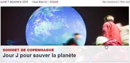 Jour J pour sauver la planète-071209
