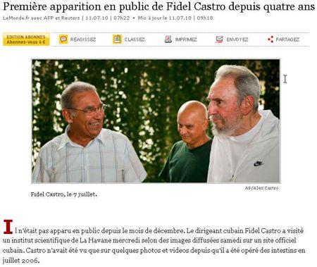 Fidel_Castro-première_apparition_publique-7juillet2010