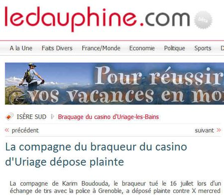 Casino-Uriage-Plainte