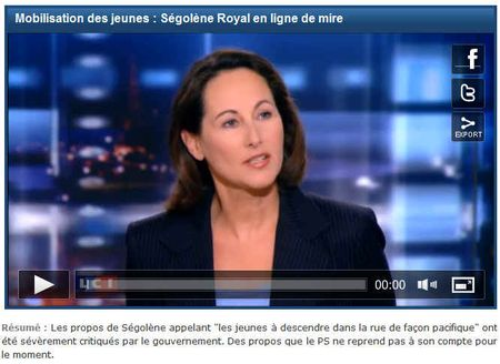 Segolene-Royal-TF1-121010