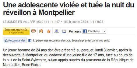 Montpellier-meurtre
