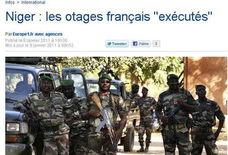Niger-otages