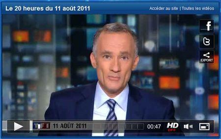 TF1-Gilles Bouleau