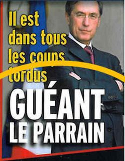 Claude Guéant - le parrain