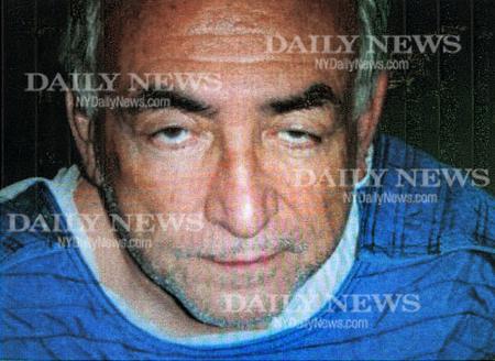 DSK en prison à New York-mai 2011