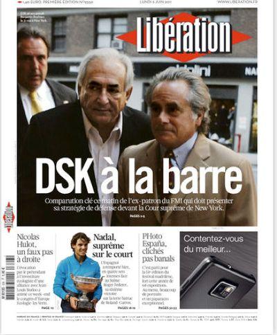 Libération-DSK à la barre