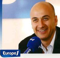 Europe 1 Stéphane Gabarre