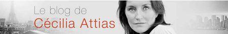 Le blog de Cécilia Attias