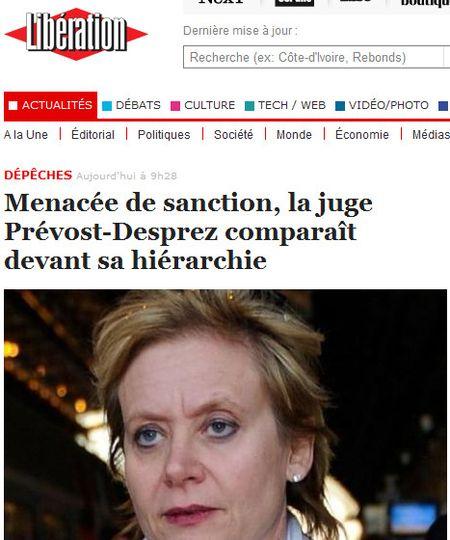Juge Prévost-Desprez