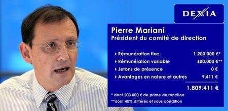 Dexia - Pierre Mariani