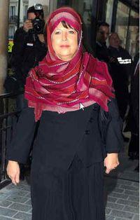 Martine Aubry - maire de Lille 2e ville islamique après Marseille