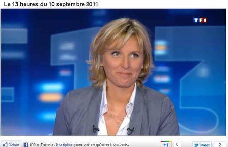 Caroline Henry - TF1