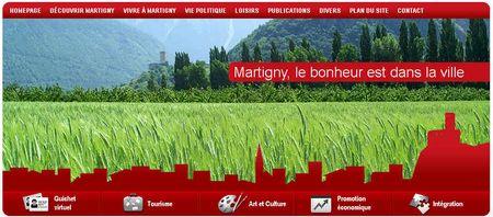 Martigny-Suisse