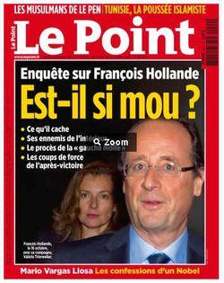 Le Point - couverture - 20 oct 2011