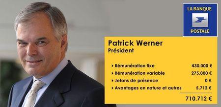 La Banque Postale - Patrick Werner