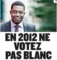 Patrick Lozès - Ne votez pas blanc