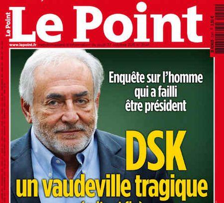 DSK - Le Tombeur