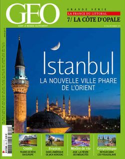 GEO-Istambul ville phare de l'orient