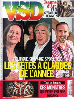 VSD les têtes à claques année 2011