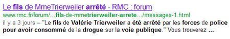 RMC Forum - fils valérie trierweiler