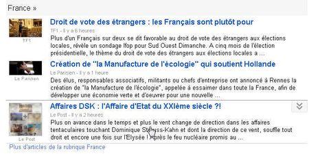 LePost.fr article DSK affaire du siècle-10.12.2011