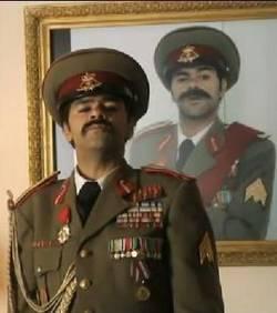 Jamel Debbouze Kadhafi