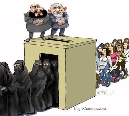 Elections en Egypte