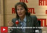 Royal sur RTL 18 janv 2012