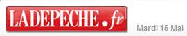 La Dépêche - 15.05.2012