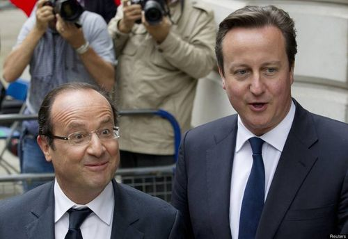 Hollande en UK - 1
