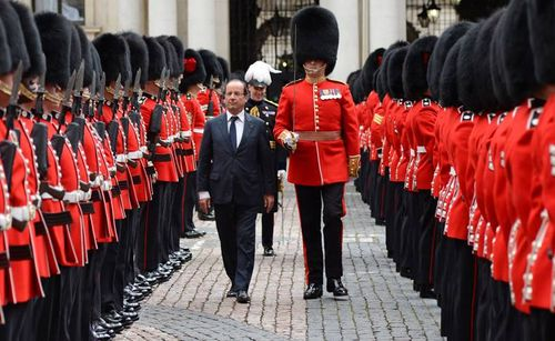 Hollande en UK - 2