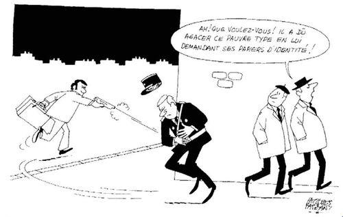 Les incivilités par Jacques Faizant