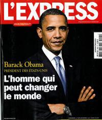 Obama-l'homme qui peut changer le monde-L'EXPRESS-nov2008