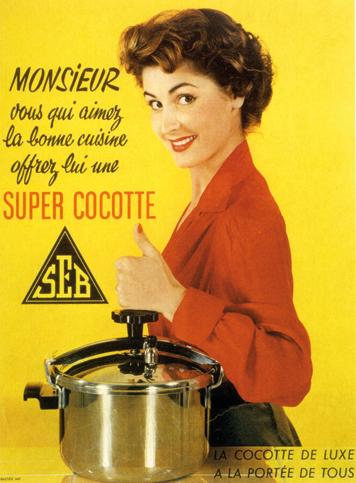 Super-cocotte SEB