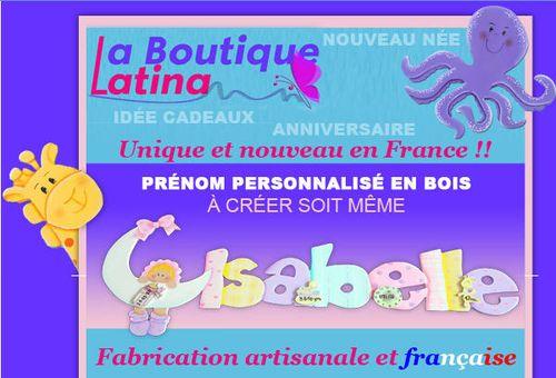 Boutique Latina