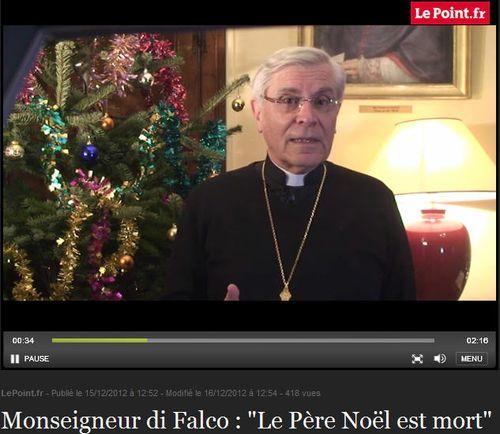 Di Falco - Le Père Noël est mort - 15.12.2012