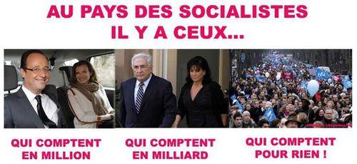 Au pays des socialistes