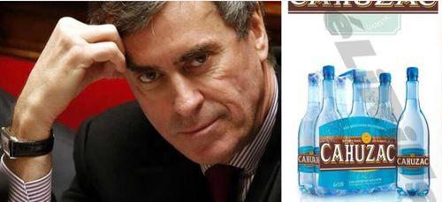 Cahuzac-eau pétillante pour la mémoire