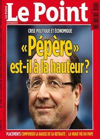 LE POINT- couv 11.04.2013