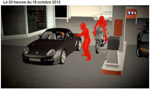 Corse-TF1-tueurs professionnels casqués gantés