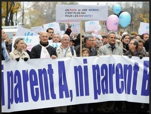 Ni parent A, ni parent B