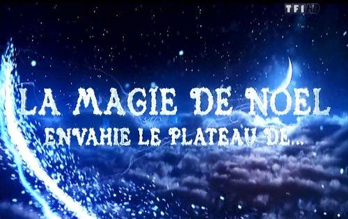 TF1-la magie de Noël envahie le plateau de...-22.12.2012