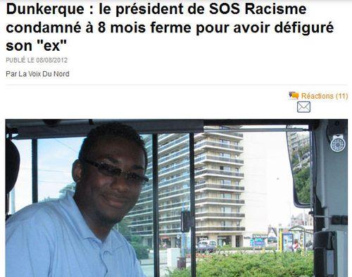 Dunkerque SOS racisme